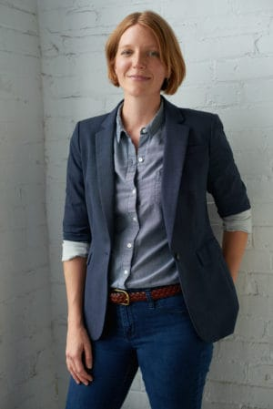 Photo of Hilary Page